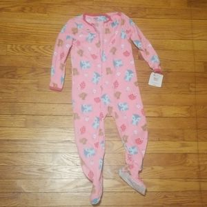 One piece pajama set